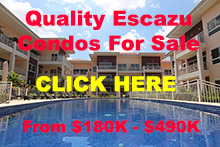 <p>Quality Escazu Condos For Sale. Great location and quality construction.</p>