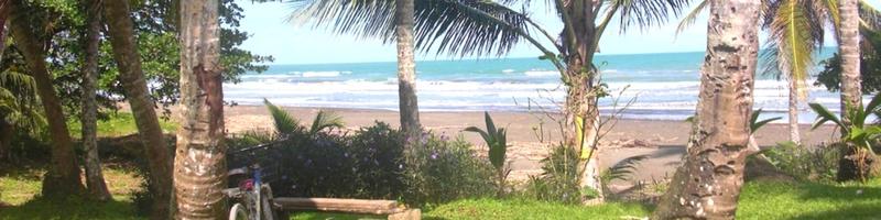 beachfront land for sale in cahuita costa rica