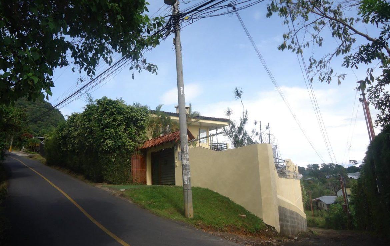 Escazu Mountain Home For Sale With Magnificent City Views