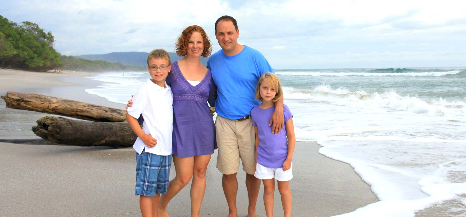 Costa Rica The Ideal Place For A Family Vacation