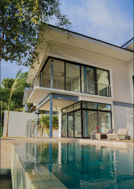 Luxury terraces villas us 749 000 for Luxury homes for sale in costa rica