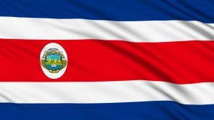 immigrate to costa rica flag