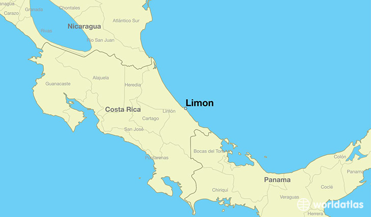 where is limon located