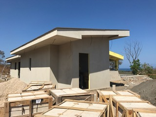 Building With Light Weight Steel Frame In Costa Rica, Part 3