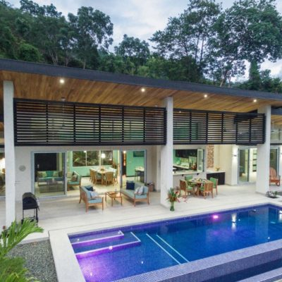 dominical costa rica home for sale contemporary home ocean view 2