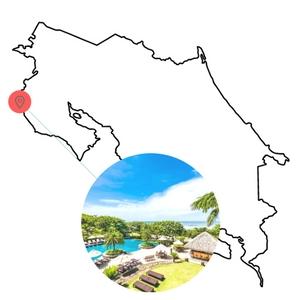 hacienda pinilla costa rica real estate location
