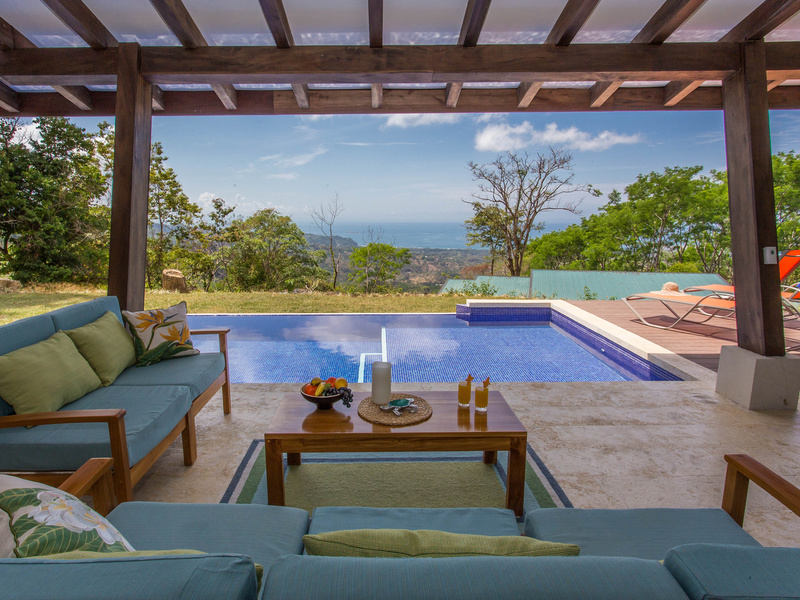sold - brand new contemporary home with amazing views and infinity