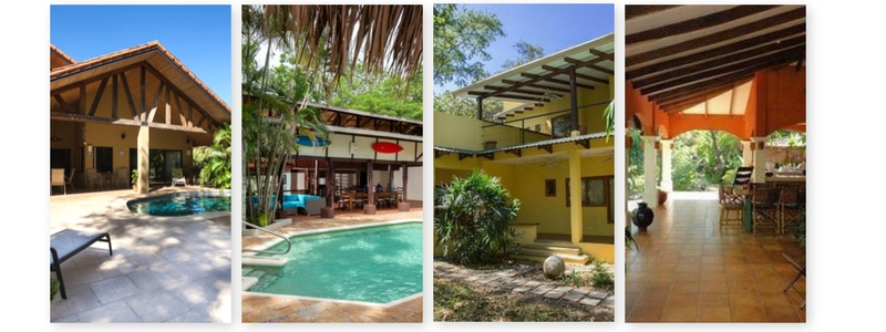 playa grande costa rica homes for sale