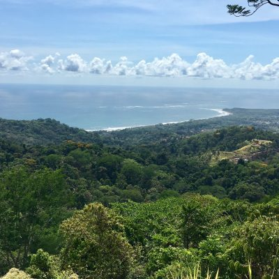 Uvita 32 Acres with Big Ocean View feature