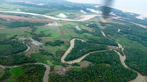 veranillo de san juan costa rica rainy season