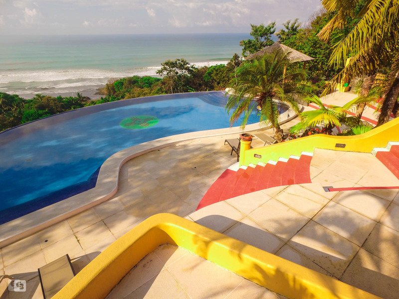 Dominical Ocean Estate Pool