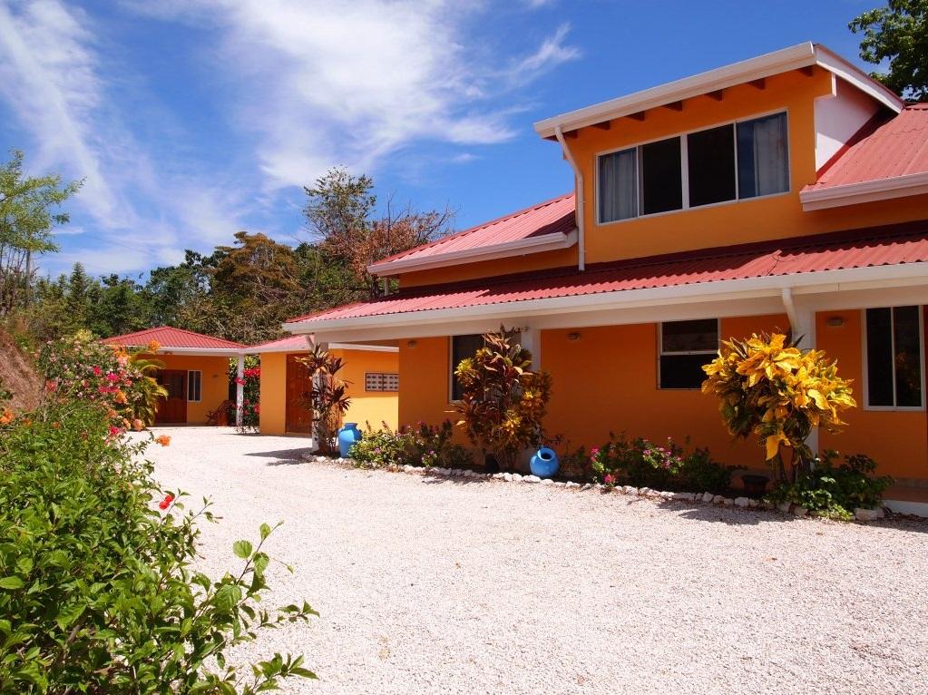 Villa amapola gated private entrance samara usd 389 000 for Costa rica villas for rent