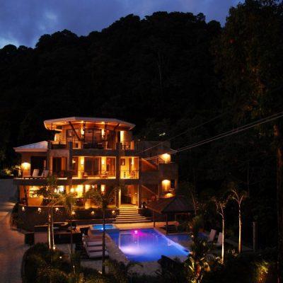 hotel for sale costa rica dominical luxury villas ocean view 10