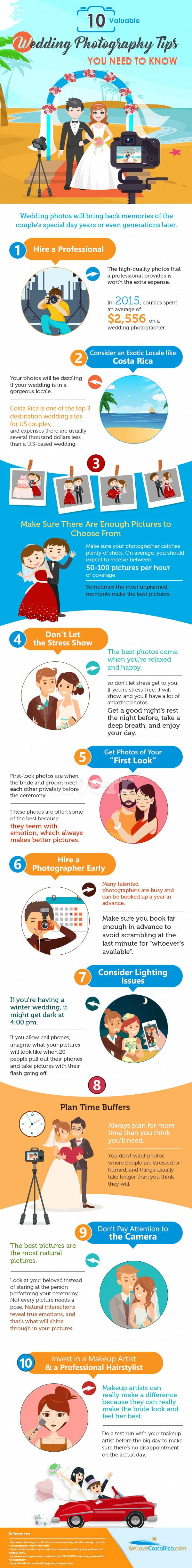 10 Valuable Wedding Photography Tips You Need to Know