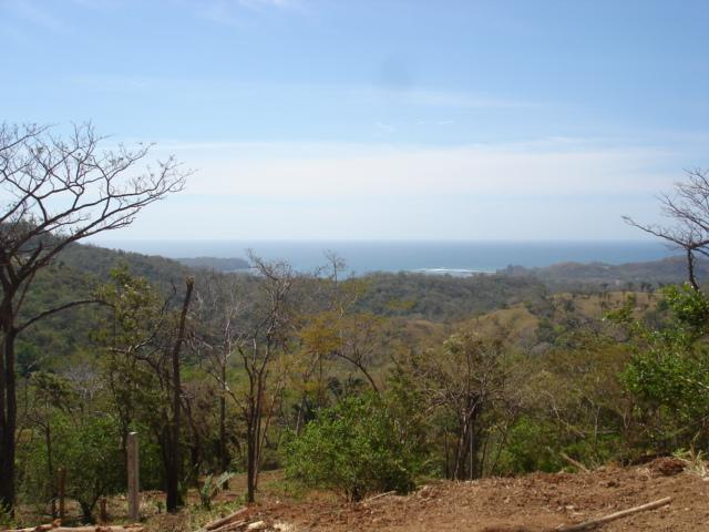 lot for sale in costa rica samara ocean view 3