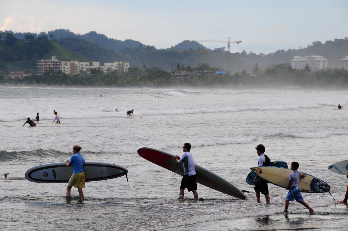 Jaco Costa Rica Surfers 2
