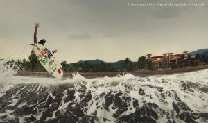 jaco Costa Rica Surfers 5