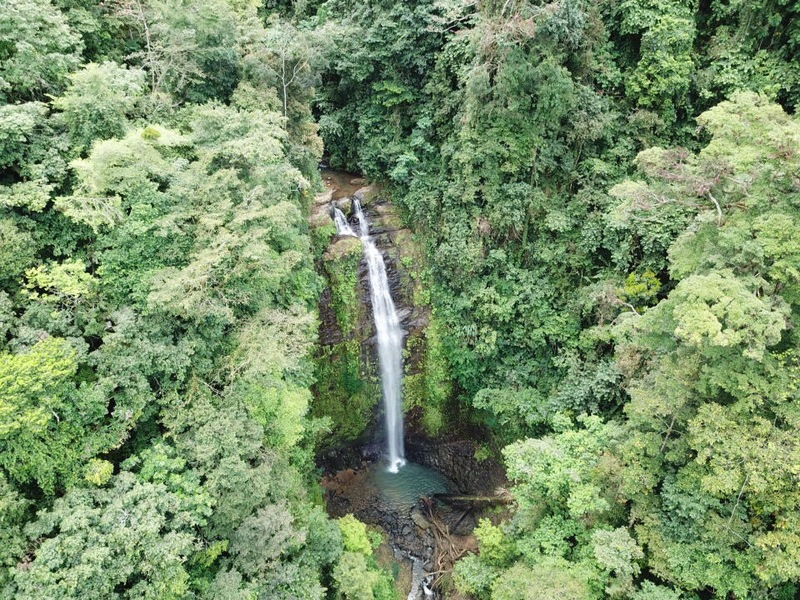 costa rica land for sale puntarenas waterfall 4