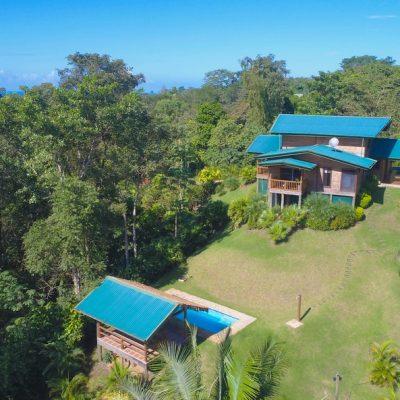dominical costa rica house for sale casa bosque mar 23