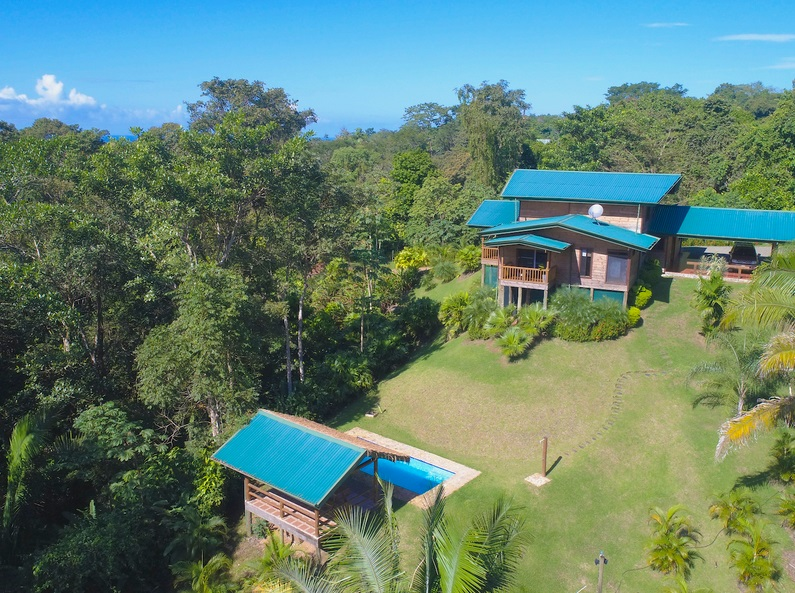 dominical costa rica house for sale casa bosque mar 23