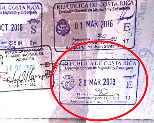 costa rica residency application awaiting approval 6
