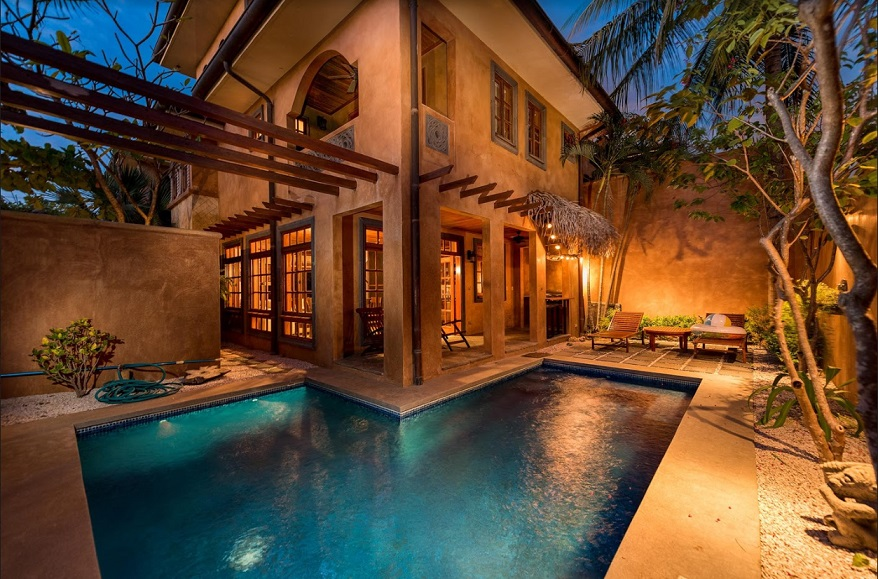 tamarindo costa rica home for sale courtyard villa 6