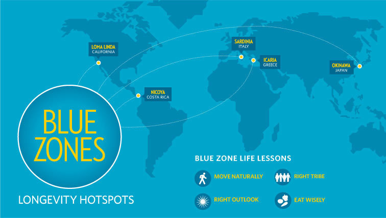 blue zones world