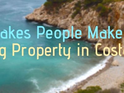 5 Mistakes People Make when Buying Property in Costa Rica header