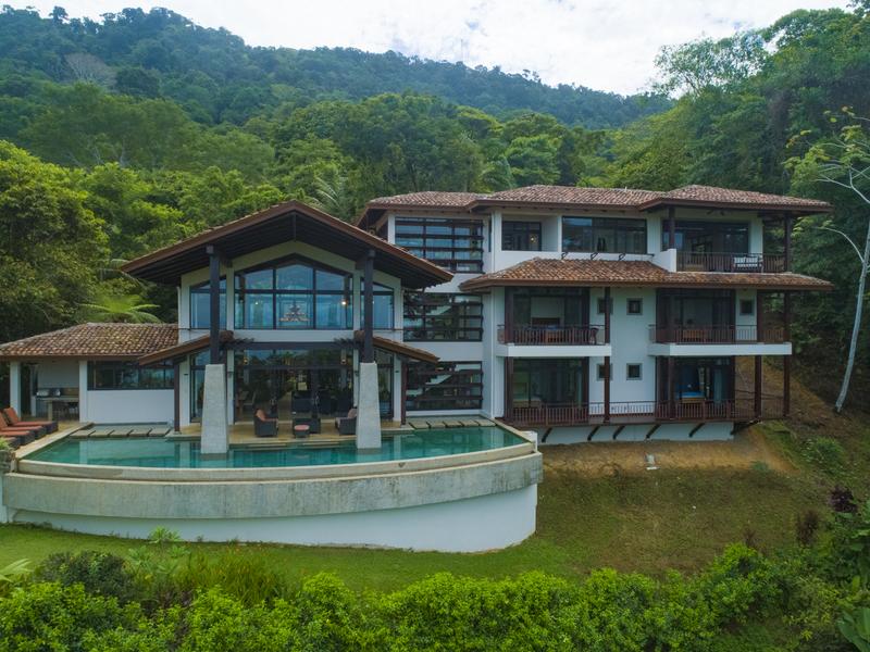 escaleras dominical costa rica home for sale ocean view 1