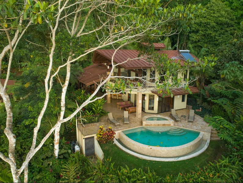 costa rica home for sale dominical casa ferntree 17