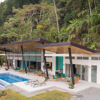 costa rica home for sale ocean view puntarenas casa koora 2