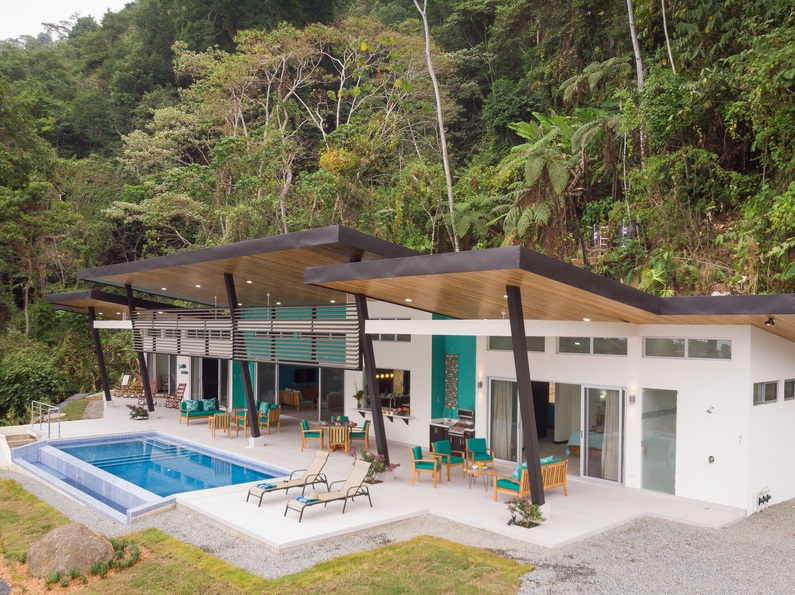 Luxurious Home in the Jungle with Ocean Views - Casa Koora